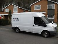 MAN AND A VAN HOUSE CLEARENCES GARDENS AND WHAT ELSE YOU NEED DOING CALL TODAY