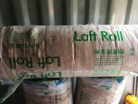 knauf earthwool loft insulation roll