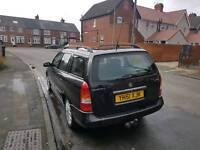 Vauxhall Astra estate 1.8