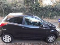 Black Ford 2010 Ka - excellent condition