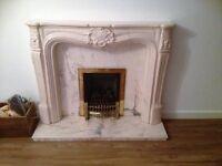 Fire Place - Louis Surround - Bargain