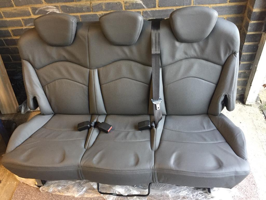 Phenomenal Peugot 807 Citroen C8 Fiat Ulysse Rear Bench Seat Grey Leather Essex Ss7 In Benfleet Essex Gumtree Creativecarmelina Interior Chair Design Creativecarmelinacom