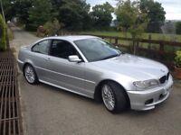 BMW 320 CD 2.0 (E46)