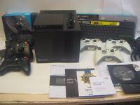 Steam Machine Custom Gaming PC i5 CPU 8gb 2GB 750ti GTX Win 10 and Controllers