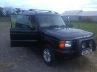 Land Rover Discovery V8i LPG
