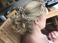 Wedding hair specialist in and around norwich