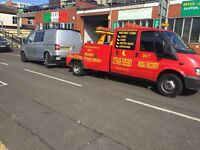 24/7 Recovery CAR &VAN from £30 a-b from home to garage all Leicestershire
