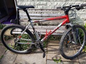 Vintage Specialized Hardrock Comp MTB bike, £150 ono
