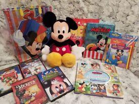 Disney Mickey Mouse Bundle