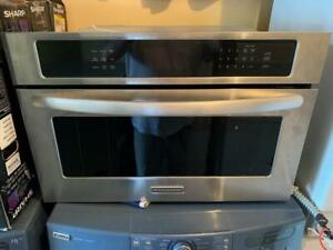 Used Kitchenaid Built In Microwave Oven