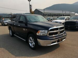 2013 Ram 1500 SLT Quad Cab wi/Leather
