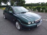 Jaguar X Type 2.0L D S 4 dr saloon