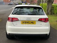 Audi, A3, Hatchback, 2014, Manual, 1598 (cc), 5 doors