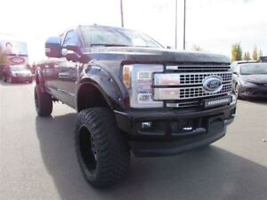2017 Ford F-350 LIFTED Platinum DIESEL