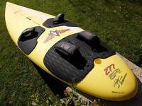 F2 Ride 277 windsurf board