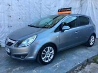 2010Vauxhall Corsa 1.2 i 16v SXi 5dr,LOW MILES 60K HPI CLEAR/Bargain priced PH 07459871313