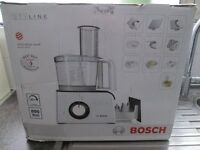 Brand New Boxed Unused Bosch Food Processor 35+ Functions Unwanted Gift