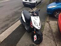 Kymco dj50s 50cc scoter