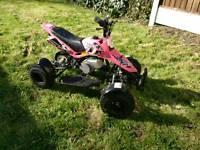 Mini quad bike 50cc