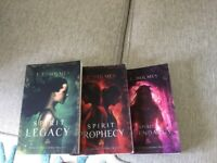 The Gateway Trilogy by E. E. Holmes for sale  Didcot, Oxfordshire