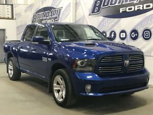 2014 Ram 1500 QuadCab Sport 5.7L | Leather | Command Start |