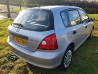 HONDA CIVIC 1.6 AUTOMATIC ( ANY OLD CAR PX WELCOME ) EXCELLENT ENGINE AND SMOOTH AUTO BOX