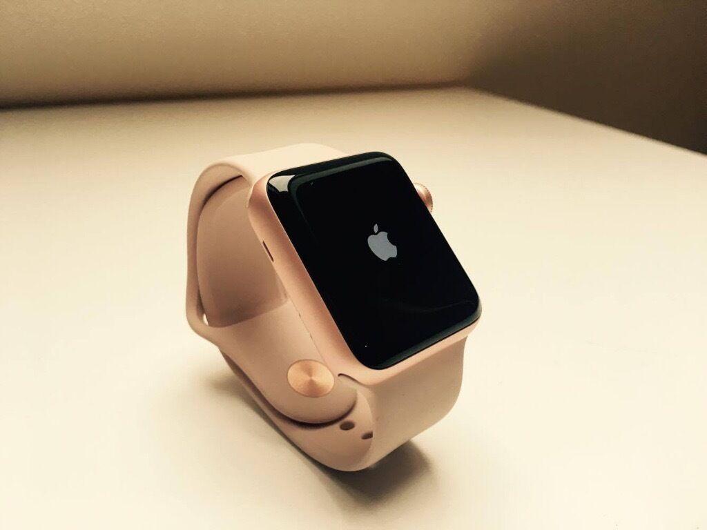 apple watch series 2 38mm rose gold case in newark