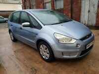 Ford S-Max - 7 Seater - 2.0 TDCi LX 5dr - Cambelt Done