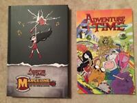 2 Adventure Time comic books