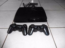 Sony Playstation 3 Slim Console 160GB PS3