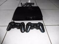 Sony Playstation 3 Slim Console 160GB PS3