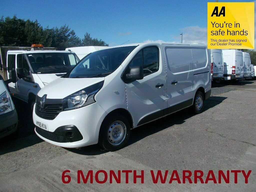 88719ebeed Renault Trafic 2.9T 1.6 LL29 Dci 115 Business+
