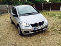 Mercedez A150 FULL SERVICE HISTORY ONE OWNER FROM NEW 2 KEYS ALL INVOICES.FIRST SEE WILL BUY