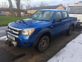 Ford ranger jeep