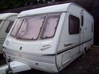 Abbey Acclaim 4 Berth Caravan 2004