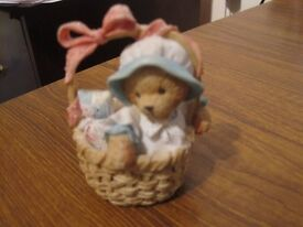 CHERISHED TEDDY CALLED ABIGAIL
