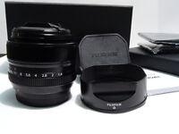 Fujifilm Fujinon Fuji XF 35mm f/1.4 Aspherical R Lens