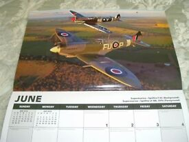 12 Glossy WW2 Aircraft photos