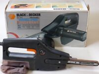 Black & Decker Power File BD 282E (Variable Speed)