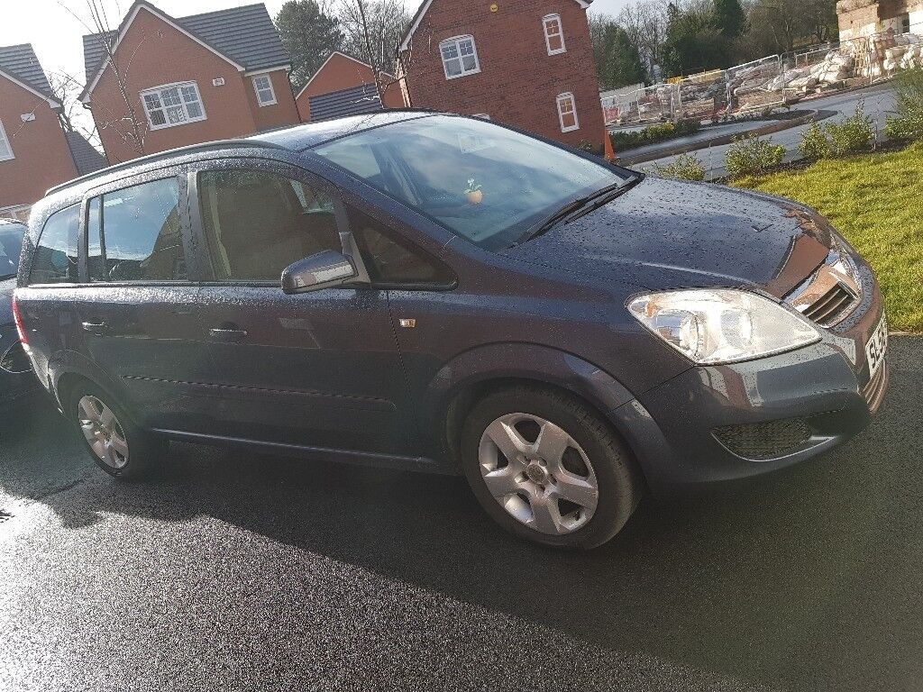 Vauxhall Zafira 16 Seven Seater In Selly Oak West Midlands Gumtree Wiring Harness