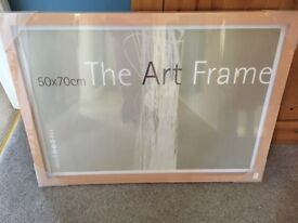 Brand new picture frame 50 x 70 cm