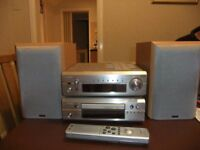 Denon F101 Stereo & Speakers