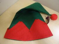 GNOME / ELF HAT FOR CARNIVAL / CHRISTMAS – NEW