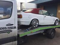 24HR RECOVERY & BREAKDOWN North,South,East, West London, Essex, Herts, Scrap Cars,CARS BOUGHT 4 CASH