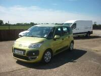 CITROEN C3 PICASSO 1.6 HDi 16V VTR+ 5dr (green) 2010