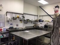 Fantastic commercial kitchen to rent in Streatham Common, South London