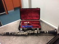 Yamaha 26ii Clarinet With Case