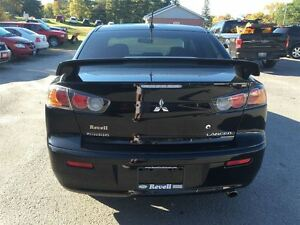 2012 Mitsubishi Lancer SE...Moonroof, Leather buckets, Alloys, S Kingston Kingston Area image 7