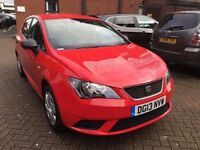 Seat Ibiza Immac condition inside & out, 13 plate, low mileage, FSH, 10 months MOT