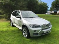 BMW X5 SE SPORT 3.0 DIESEL, FULL SERVICE HISTORY, EXCELLENT CONDITION & 1 YEARs MOT